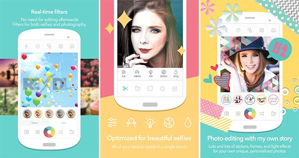 Candy Camera for Selfie Apk