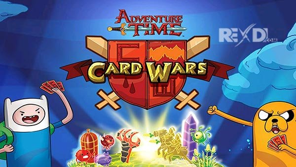 Card Wars – Adventure Time