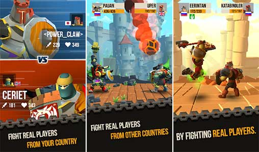 Duels PVP Game Apk