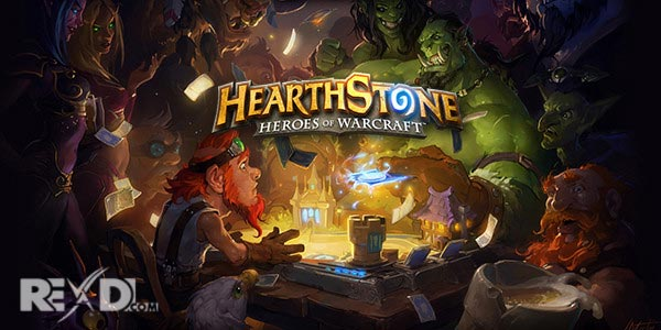 Hearthstone Heroes of Warcraft APK + DATA for Android