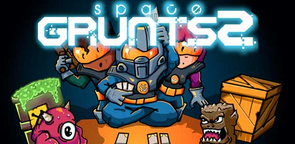 Space Grunts 2 Cover