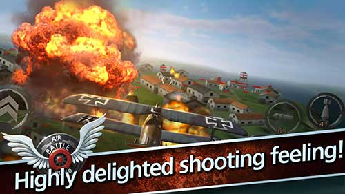 Air Battle World War Apk