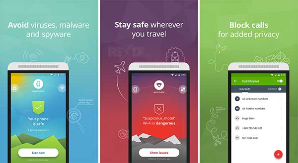 AVAST Mobile Security & Antivirus Apk