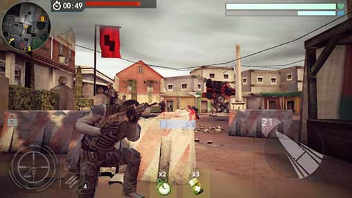 Black War Sniper Apk