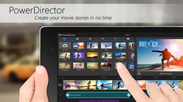 CyberLink PowerDirector Video Editor
