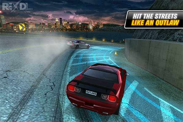 Drift Mania Street Outlaws Android