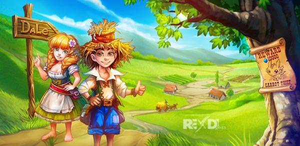 Download Farmdale 4 8 0 APK + MOD (Money/Free Shopping) for