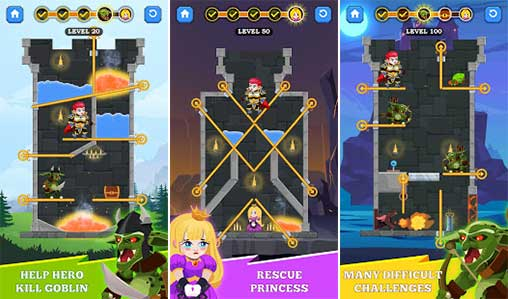 Hero Rescue Apk