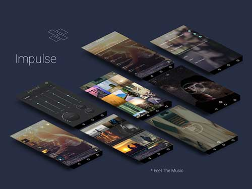 Download Impulse Music Player Pro 3 0 1 Apk for Android 2019