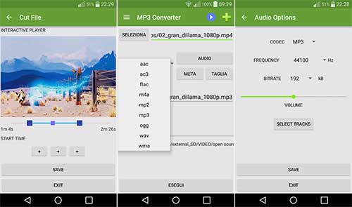 Download MP3 Video Converter Pro 3 0f + Key Apk for Android