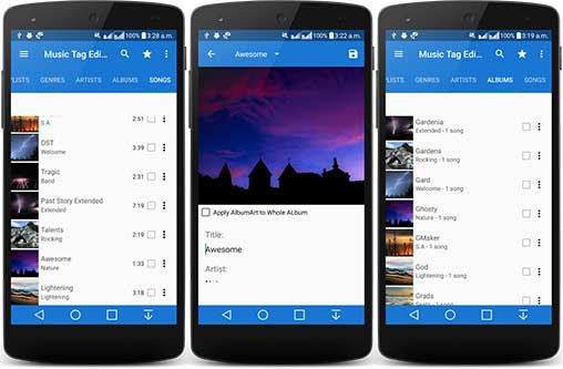 Download Music Tag Editor Pro 1 0 Apk Unlocked for Android