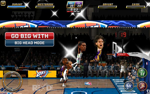 Download NBA JAM by EA SPORTS™ 04 00 40 APK Data for Android
