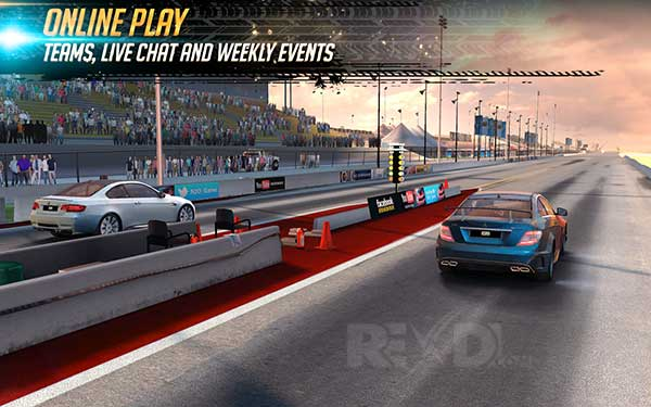 Nitro Nation Racing Apk
