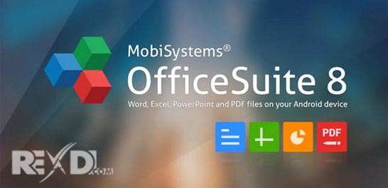 Download OfficeSuite 10 Pro + PDF Premium 10 8 21506