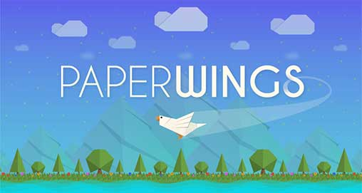Download Paper Wings 1 2 2 Full Apk + Mod (Coins) for