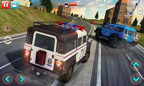 Police Car Smash 2017 Apk