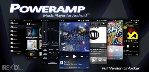 Download Poweramp Music Player 3-841 Apk + MOD Full (Patched