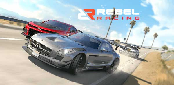 Rebel Racing Cover