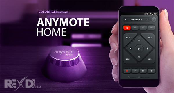 Download Smart IR Remote – AnyMote 4 6 9 APK Cracked for