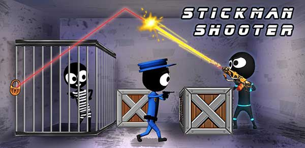 Stickman Shooter: Elite Strikeforce Mod