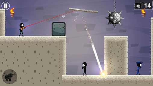 Stickman Shooter: Elite Strikeforce Apk