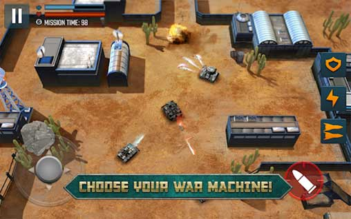 Tank Battle Heroes Apk