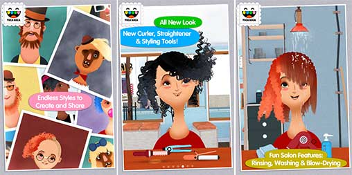 Download Toca Hair Salon 2 1 0 7 Apk + Mod for Android 2019