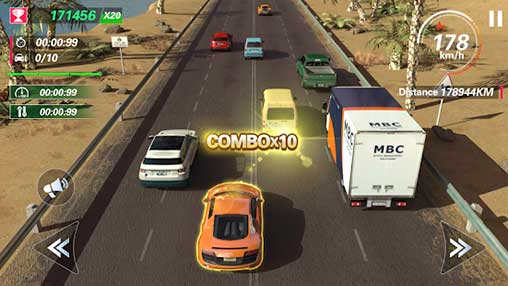 Traffic Fever Apk