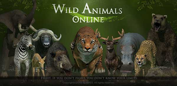 Wild Animals Online Cover
