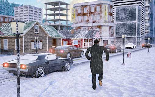 Winter City Shooter Gangster Mafia Apk