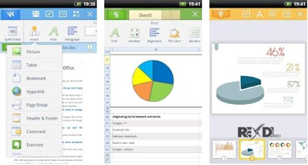 Download WPS Office + PDF 12 0 2 APK + MOD (Premium) for