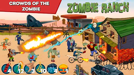 Zombie Ranch Apk